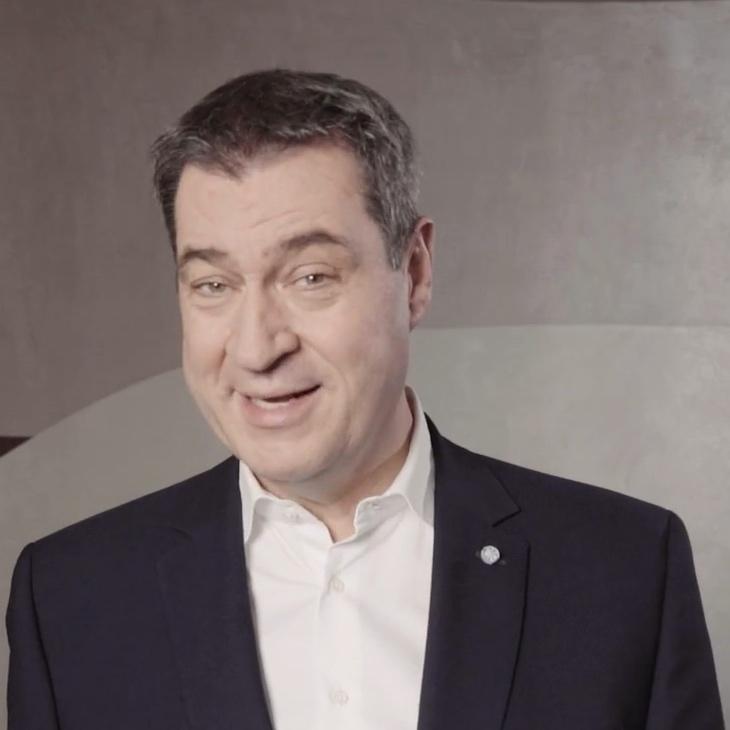 Video-Mobilizer mit Markus Söder